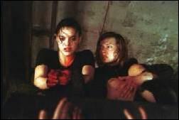 Обитель зла - Обитель зла - Кадры из фильмов - Архивы Амбреллы - Reevil.Ru - все о Resident Evil Обитель зла.